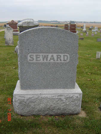 SEWARD, FAMILY STONE - Delaware County, Iowa | FAMILY STONE SEWARD