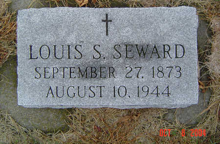 SEWARD, LOUIS S. - Delaware County, Iowa | LOUIS S. SEWARD