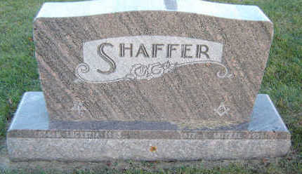 SHAFFER, L. LEITHER - Delaware County, Iowa | L. LEITHER SHAFFER