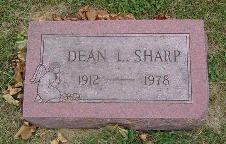 SHARP, DEAN L. - Delaware County, Iowa | DEAN L. SHARP
