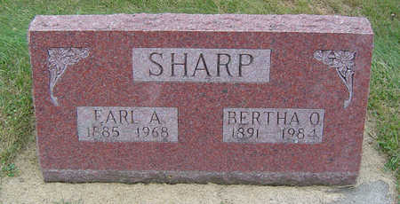 SHARP, EARL A. - Delaware County, Iowa | EARL A. SHARP