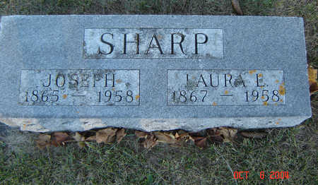 SHARP, LAURA L. - Delaware County, Iowa | LAURA L. SHARP