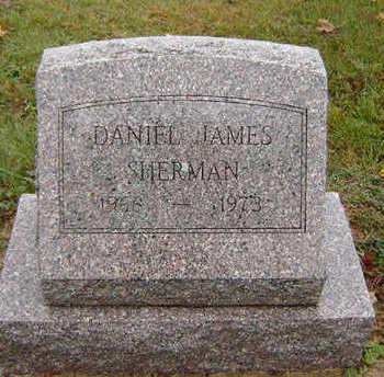 SHERMAN, DANIEL JAMES - Delaware County, Iowa | DANIEL JAMES SHERMAN