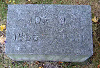 EASTON SHERMAN, IDA M. - Delaware County, Iowa | IDA M. EASTON SHERMAN