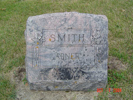 SMITH, ABNER - Delaware County, Iowa | ABNER SMITH