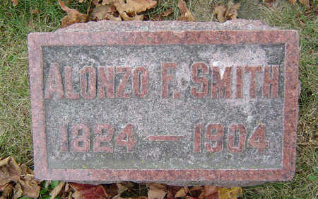 SMITH, ALONZO F. - Delaware County, Iowa | ALONZO F. SMITH