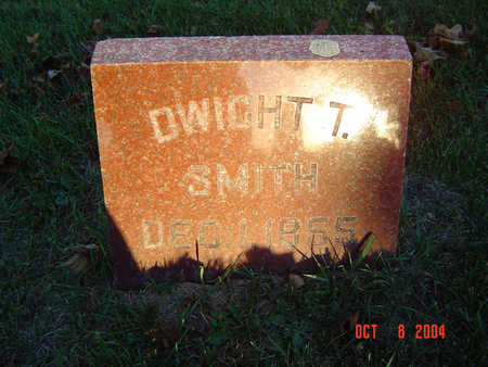 SMITH, DWIGHT T. - Delaware County, Iowa | DWIGHT T. SMITH