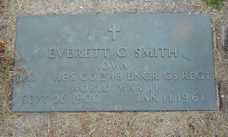 SMITH, EVERETT C. - Delaware County, Iowa   EVERETT C. SMITH
