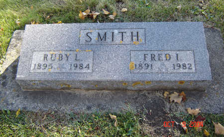 BIXBY SMITH, RUBY L. - Delaware County, Iowa | RUBY L. BIXBY SMITH