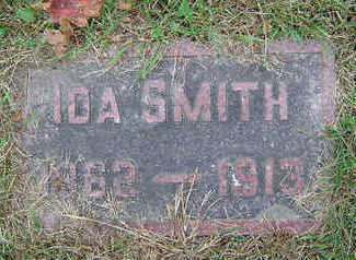 COLEMAN SMITH, IDA - Delaware County, Iowa | IDA COLEMAN SMITH