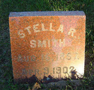 SMITH, STELLA R. - Delaware County, Iowa | STELLA R. SMITH