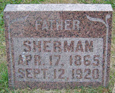 SMITH, SHERMAN - Delaware County, Iowa   SHERMAN SMITH