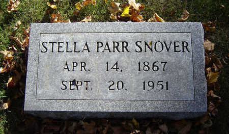 PARR SNOVER, STELLA - Delaware County, Iowa | STELLA PARR SNOVER