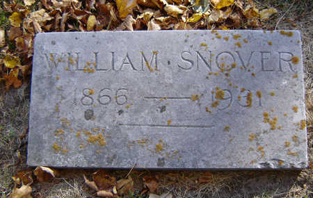 SNOVER, WILLIAM - Delaware County, Iowa | WILLIAM SNOVER