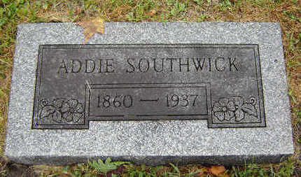 SOUTHWICK, ADDIE - Delaware County, Iowa | ADDIE SOUTHWICK