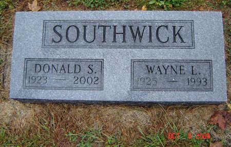 SOUTHWICK, WAYNE L. - Delaware County, Iowa | WAYNE L. SOUTHWICK