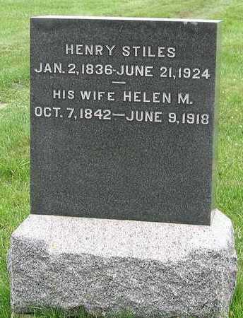 STILES, HENRY - Delaware County, Iowa | HENRY STILES