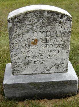 STOCKS, FLOYD L. - Delaware County, Iowa | FLOYD L. STOCKS
