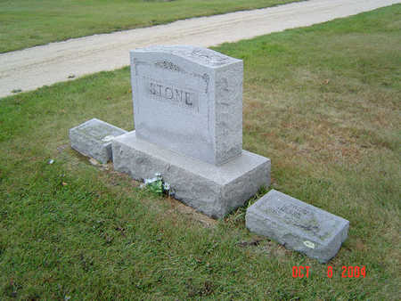 STONE, MINNIE M. - Delaware County, Iowa | MINNIE M. STONE