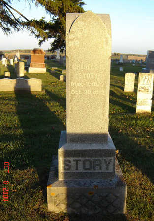 STORY, CHARLES BEEMAN - Delaware County, Iowa | CHARLES BEEMAN STORY