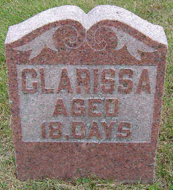 STRONG, CLARISSA - Delaware County, Iowa | CLARISSA STRONG