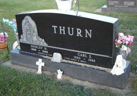 THURN, SHIRLEY - Delaware County, Iowa | SHIRLEY THURN