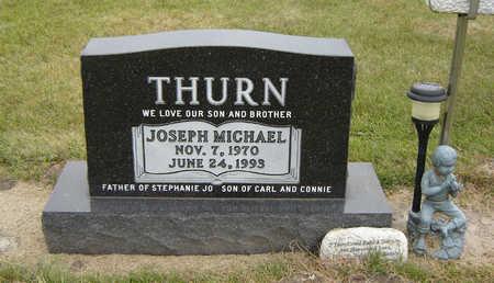 THURN, JOSEPH MICHAEL - Delaware County, Iowa   JOSEPH MICHAEL THURN