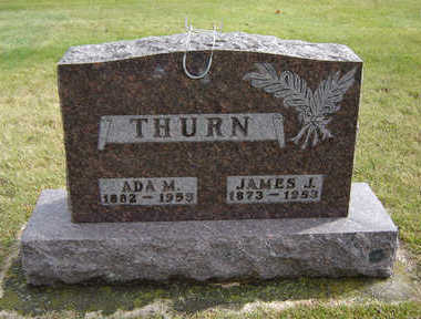 THURN, JAMES JOSEPH - Delaware County, Iowa | JAMES JOSEPH THURN