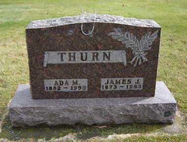 THURN, ADA MAHALA - Delaware County, Iowa | ADA MAHALA THURN