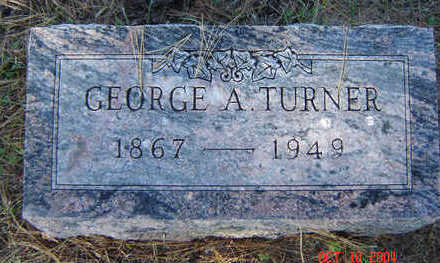 TURNER, GEORGE A. - Delaware County, Iowa | GEORGE A. TURNER