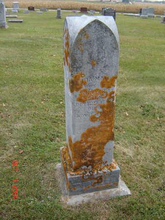 TYRRELL, IDA MAY - Delaware County, Iowa | IDA MAY TYRRELL