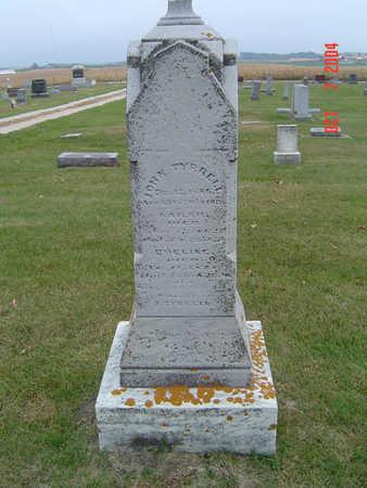 TYRRELL, JOHN - Delaware County, Iowa | JOHN TYRRELL