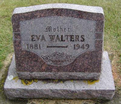 HYDE WALTERS, EVA - Delaware County, Iowa | EVA HYDE WALTERS