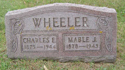 WHEELER, MABLE J. - Delaware County, Iowa | MABLE J. WHEELER