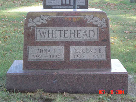WHITEHEAD, EDNA I. - Delaware County, Iowa | EDNA I. WHITEHEAD