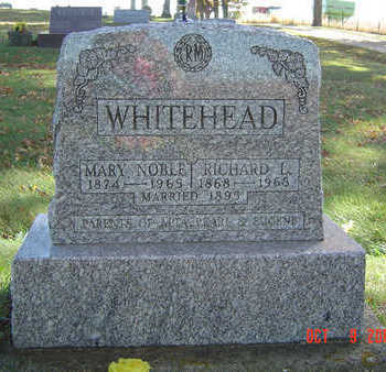 WHITEHEAD, MARY - Delaware County, Iowa | MARY WHITEHEAD