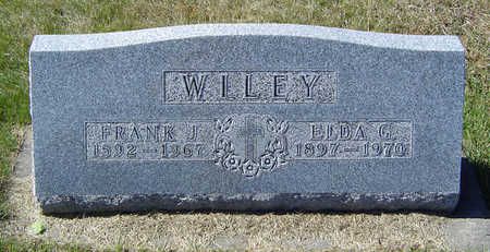 WILEY, FRANK J. - Delaware County, Iowa | FRANK J. WILEY