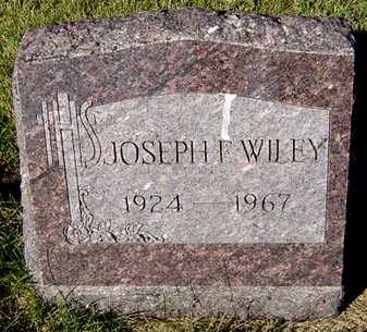 WILEY, JOSEPH - Delaware County, Iowa | JOSEPH WILEY