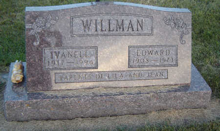 WILLMAN, EDWARD - Delaware County, Iowa | EDWARD WILLMAN