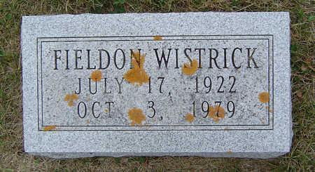 WISTRICK, FIELDON - Delaware County, Iowa | FIELDON WISTRICK