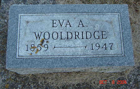 BULLIS WOOLDRIDGE, EVA - Delaware County, Iowa | EVA BULLIS WOOLDRIDGE