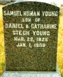 YOUNG, SAMUEL ROMAN - Delaware County, Iowa | SAMUEL ROMAN YOUNG