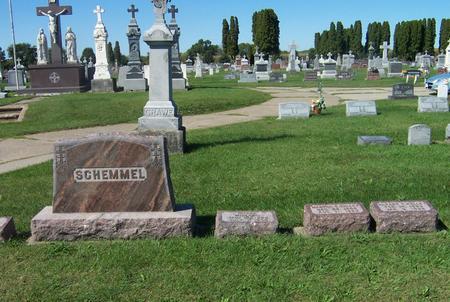 SCHEMMEL, FAMILY - Delaware County, Iowa   FAMILY SCHEMMEL