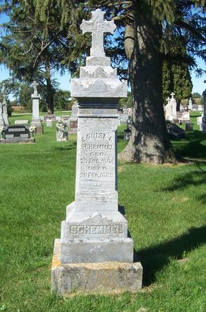 RUBLY SCHEMMEL, LOUISA A. - Delaware County, Iowa | LOUISA A. RUBLY SCHEMMEL