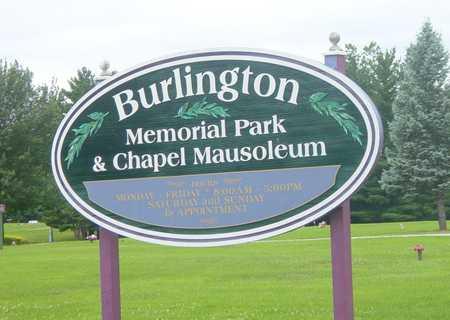 MEMORIAL PARK, CEMETERY - Des Moines County, Iowa | CEMETERY MEMORIAL PARK