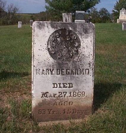DEGARMO, MARY - Des Moines County, Iowa | MARY DEGARMO