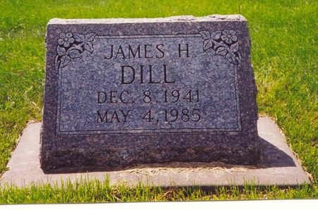 DILL, JAMES H. - Des Moines County, Iowa | JAMES H. DILL