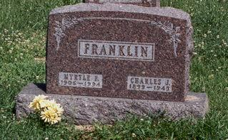 FRANKLIN, CHARLES - Des Moines County, Iowa | CHARLES FRANKLIN