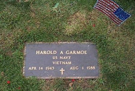 GARMOE, HAROLD A. - Des Moines County, Iowa | HAROLD A. GARMOE