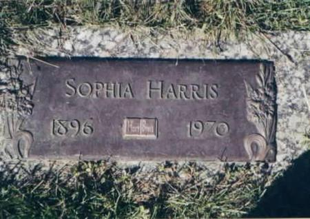 HARRIS, SOPHIA - Des Moines County, Iowa | SOPHIA HARRIS
